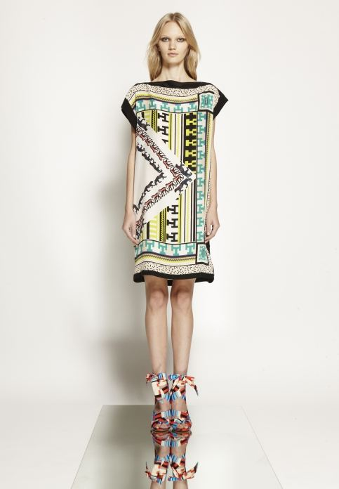 Zomercollectie 2013 kleedjes