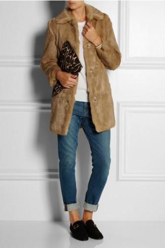 Furry jas