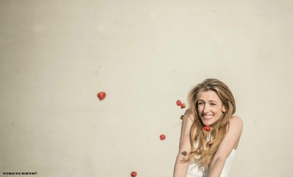 Steffi Vertriest aardbeien